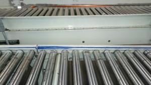 Foerderband-nach-der-Reinigung-mit-dem-Industriedampfreiniger