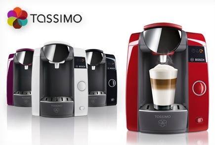 Tassimo-Kaffeemaschine
