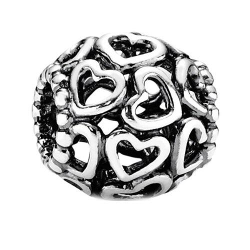 Pandora-Damen-Charm-Herzen