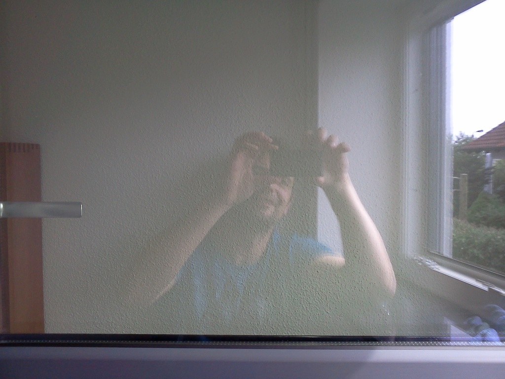 Turbo Fenster mit Fensterrahmen reiningen - Dampfsauger und Dampfstaubsauger RR91