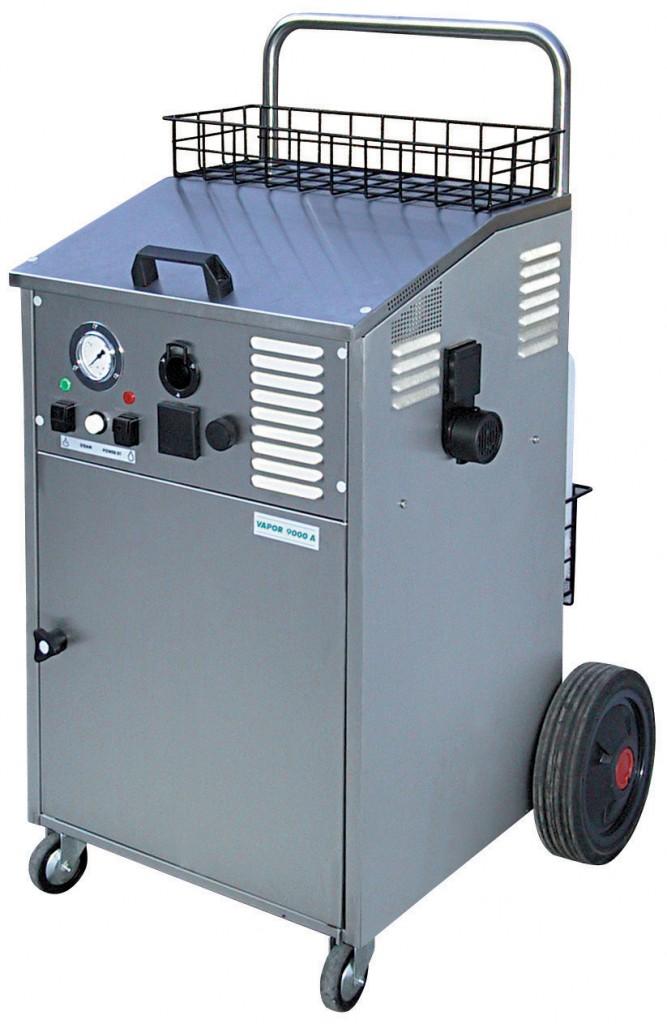 Industriedampfreiniger Vapor 9000 A