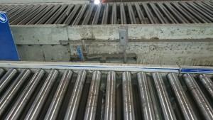 Foerderband-vor-der-Reinigung-mit-dem-Industriedampfreiniger