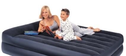 Intex selbstaufblasendes Luftbett gewinnen