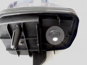 Dampfsauger-Separator