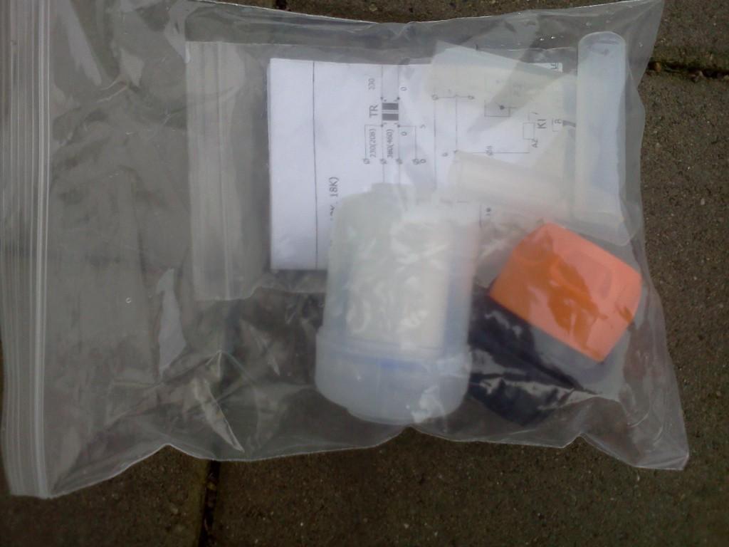 Dampf-Ersatz-Kit-Wasserfilter-Wasseranschluss