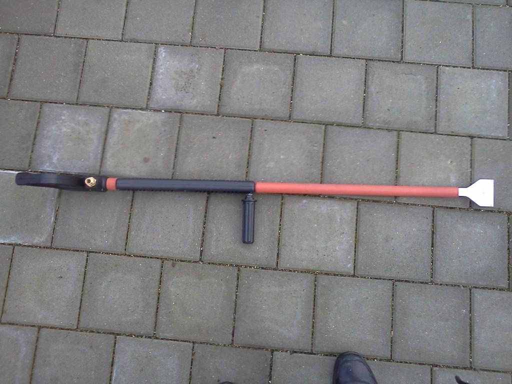 Hochdruck-Dampfpistole-mit-Rohr-7cm-Lanze