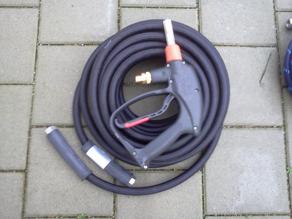 Hochdruck-Dampfschlauch 15m