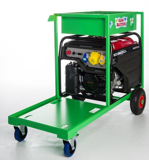 Gumbuster-Trolley-mit-Stromgenerator